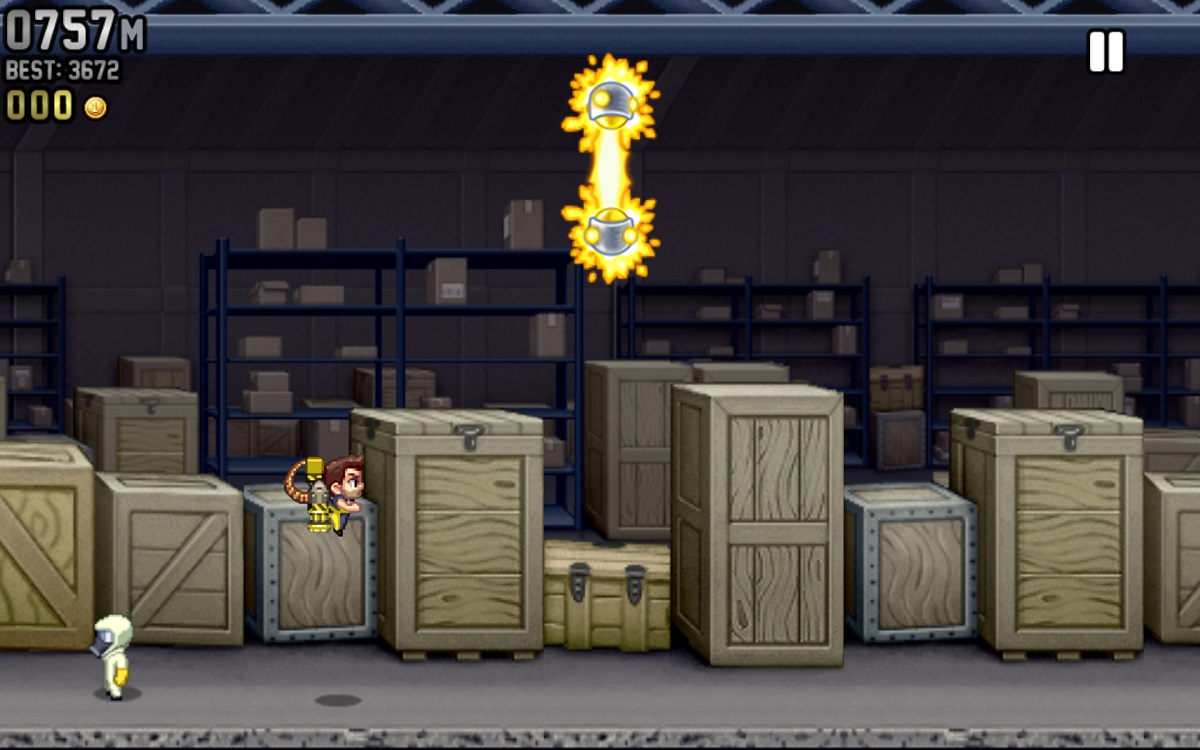 Jetpack Joyride Kindle Fire
