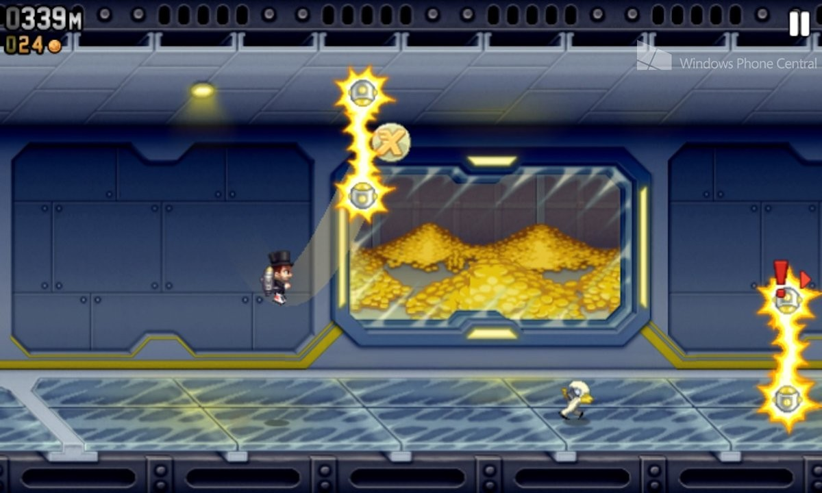 Jetpack Joyride Money Cheat