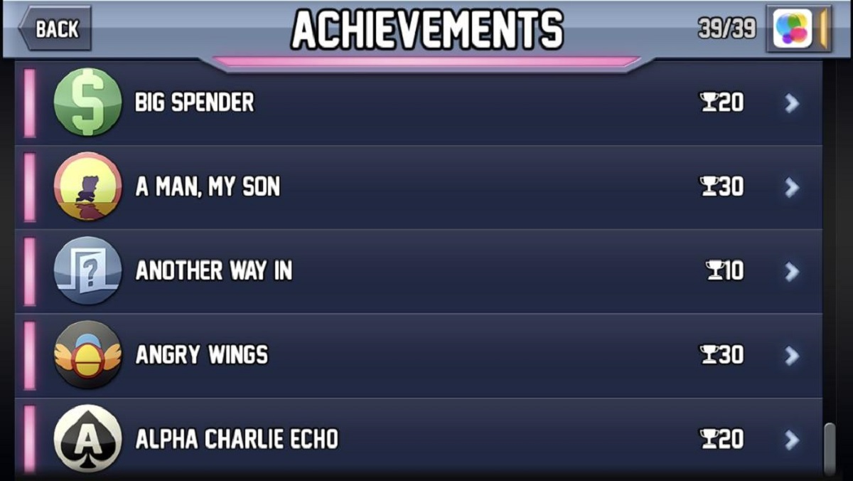 Jetpack Joyride Secret Achievement