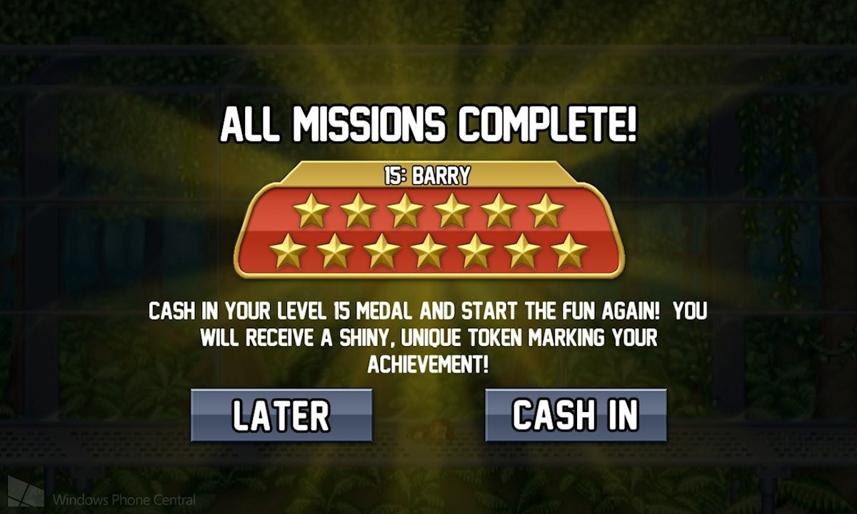 Jetpack Joyride World Record